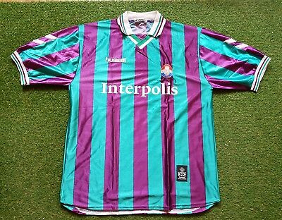 Willem 2 Tilburg Football Shirt XL XXL Hummel Interpolis