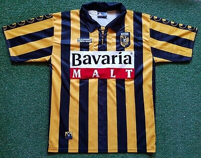 Vitesse Arnhem Football Shirt XXL 1997 1999 Uhlsport Trikot Bavaria