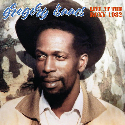 Gregory Isaacs - Live At The Roxy 1982 D-LP (Reggae)