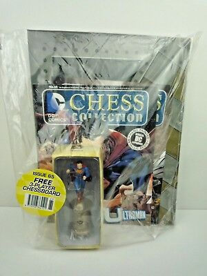 DC SCHACH CHESS MARVEL COLLECTION  EAGLEMOSS BEAST OVP in Blister #P