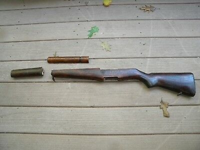 Replacement stocks for m1 garand