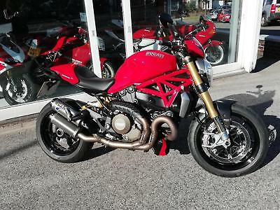 Ducati Monster 1200S, Full Termi' System, One Owner Immaculate Condition