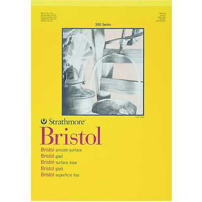 Strathmore Bristol Board Pad - Sizes Listed