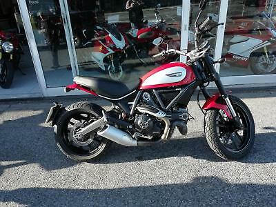 Ducati Scrambler Icon, Red 2016, One Owner, Immaculate Condition