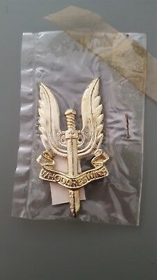 Battle comic free gift SAS badge, from 18th September 1982 issue