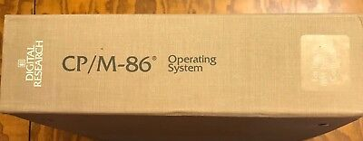 Digital Research CP/M-86 Operating System Manual Only