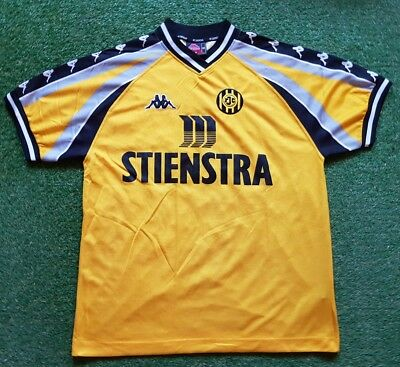 Roda JC Kerkrade Football Shirt XL 1999 2000 Kappa Trikot Stienstra