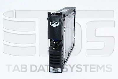 "EMC CX-4G15-600 600GB 15K 6Gbps 3.5/"" FC Hard Drive HDD"