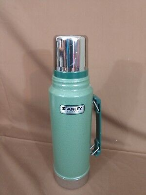 Classic Stanley Stainless Steel Thermos Vacuum Bottle
