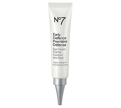 No7® Early Defence Eye Cream - .5oz BRAND NEW IN BOX