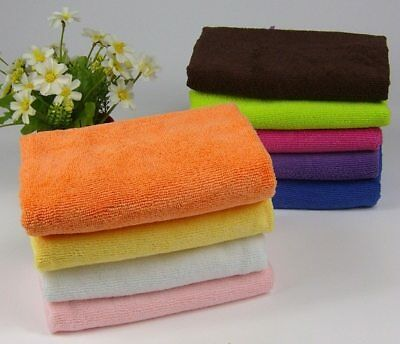 Microfibre Cleaning Cloths 4Pack & 5Pack Home Kitchen Polishing Cleaning Dusters