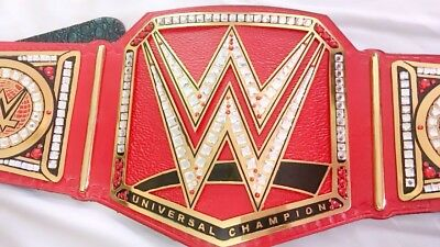 wwe replica belt
