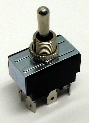 21 Amp Momentary Toggle Switch Polarity Reverse DC Motor Control