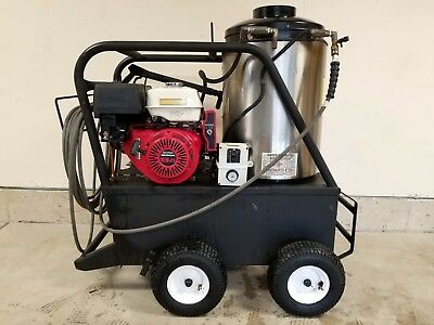 Cam Spray 3000QH Hot Water Pressure Washer 4GPM Gas/Diesel