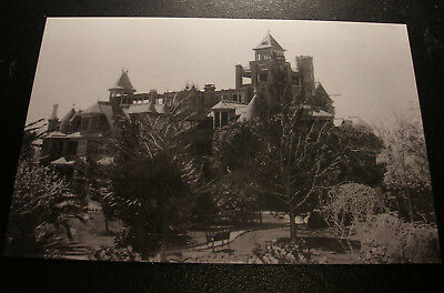 Winchester Mystery House Retired Postcard Pre-1906 View