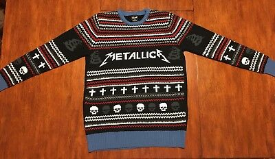 metallica christmas sweater - Metallica Christmas Sweater