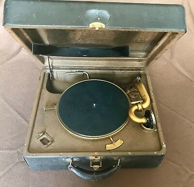 Victor VV 2-55 Portable for restoration or parts motor cleaned and serviced