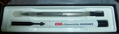 Parker Vector Rollerball pen CNA Commercial Insurance white new