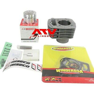 1986-2002 XL200 /XR200s CYLINDER JUG WISECO PISTON TOP END GASKETS KIT XR XL200R