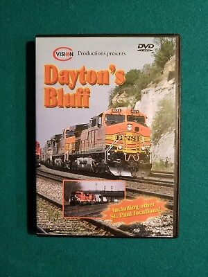 Dayton's Bluff CVision Productions DVD
