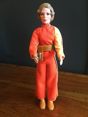 "Vintage 1975 Mattel Space 1999 9"" Doll Figure Doctor Russell Excellent!"