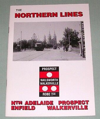The Northern Lines, by N Smith, Sth Aust, SC book