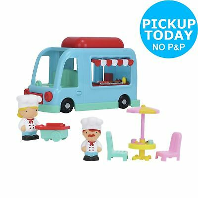 Chad Valley Tots Town Food Truck Playset 18+ Months