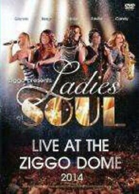 Ladies Of Soul - Live At The Ziggo Dome - UnKnown 5414939677274 - (DVD Video / P
