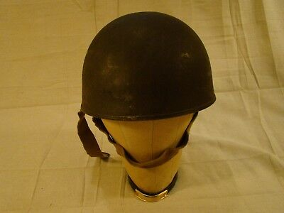 WWII Original British Dispatch Rider Helmet