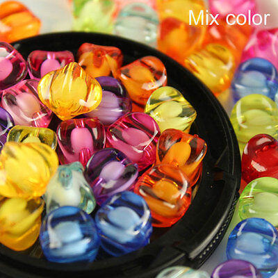 8/10/12mm mixed color Acrylic Watermelon spacer beads DIY beaded jewelry making