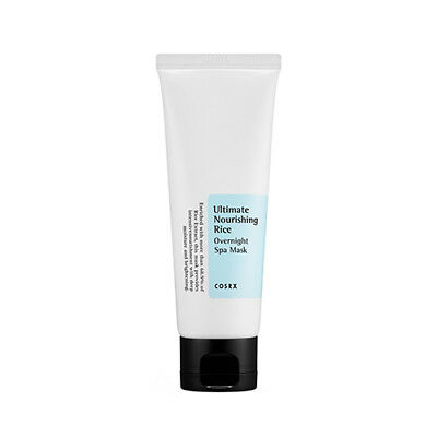 [COSRX] Ultimate Nourishing Rice Overnight Spa Mask - 60ml