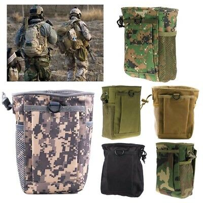 Hi-Quality Utility Hunting Bag Dump Belt Military Storage Molle Tactical Pouch