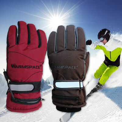 Electric Battery Heated Warm Winter Hands Heating Outdoor Work Ski Gloves Grand