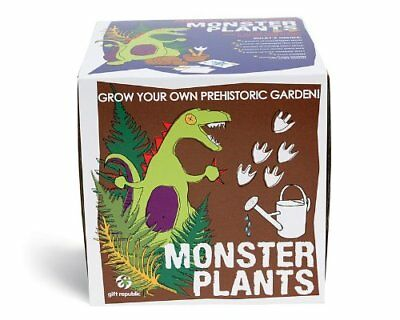 Poison Republic Sow and Grow Monster Plants Set