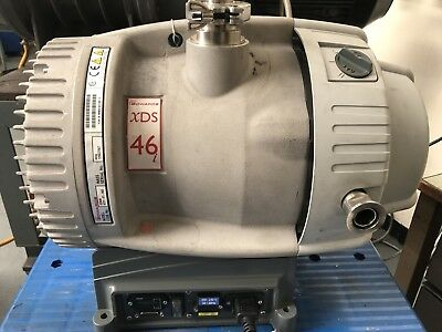 Edwards XDS46i Dry Scroll Vacuum Pump