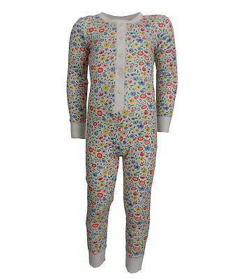 Ex Mini Boden All-in-one Long Sleeve Sleepsuit S4