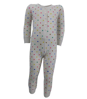 Ex Mini Boden All-in-one Long Sleeve Sleepsuit S5
