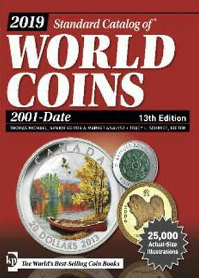 2019 Standard Catalog of World Coins 21. Jahrhundert 2001-Date, 13. Aufl. 2018