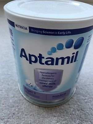 Aptamil Pepti 1 Infant Formula From Birth 400g Expires March 2019