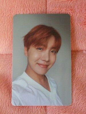 Bts 5th Mini Album Love Yourself 承 'HER'  J-HOPE Official Photocard