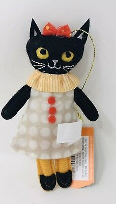 NEW Black Cat Ornament Target 2018 HALLOWEEN  Ages 3+