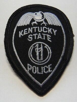 Kentucky State Police Hat Vest Patch Unused