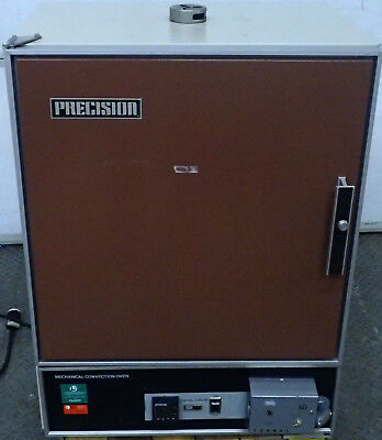 Tested! Gca Precision Scientific 18 Mechanical Convection Oven 120V 1460W