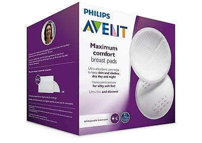 Philips Avent Disposable Breast Pads Night Days 20Pk / 30Pk