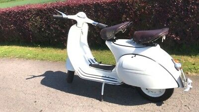Vespa VBB 1965 £1895.00. No Time Wasters Please.
