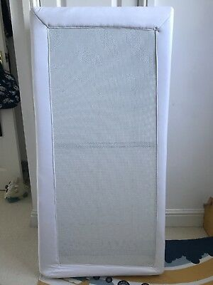 Purflo Cot Matress 120cms By 60cms  2 X Mattress Covers and 2 Bed Sheet S