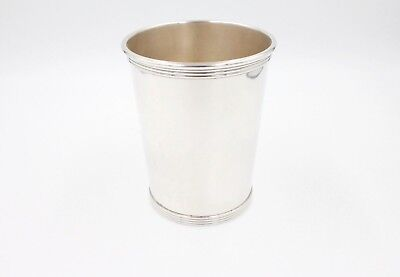 Alvin Sterling Silver Mint Julep Cocktail Cup- Nr #2995