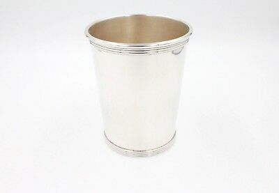 Alvin Sterling Silver Mint Julep Cocktail Cup- Nr #2987