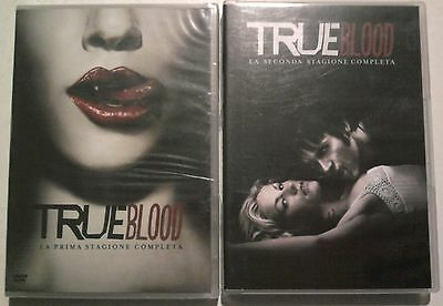 "Serie Tv ORIGINALE: ""True Blood"" (Stagione 1 e 2) (10 Dvd)"