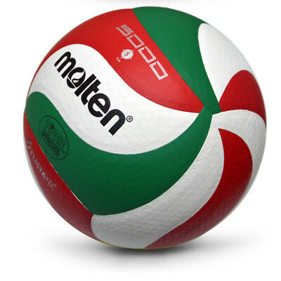 Volleyball Ball Indoor Outdoor Volley Game Official Size V5 Molten M5000